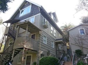 House San Rafael - back