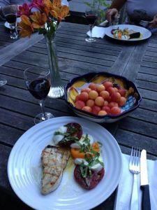 San Rafael dinner June 2013